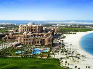 Emirates Palace – Abu Dhabi