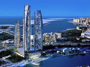 Jumeirah Etihad Towers