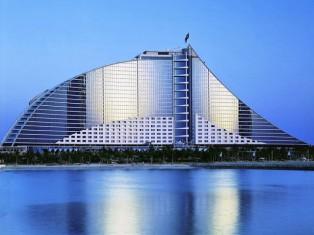 Jumeirah Beach Hotel - Jumeirah Beach, Dubai