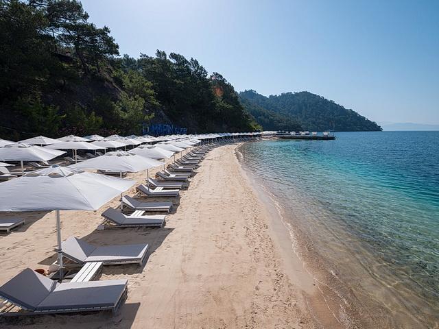 D resort g cek t rkische g is t rkei reise cafe for Designhotel am strand
