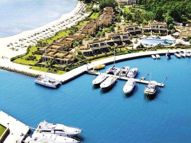 Sani asterias suites griechenland reise cafe for Design boutique hotels chalkidiki