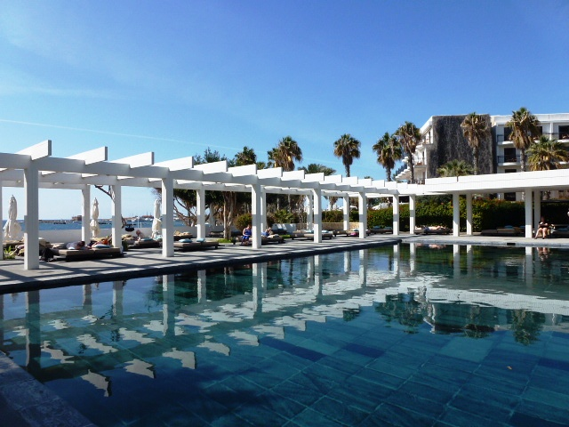 Almyra design hotel paphos zypern reise cafe for Design hotel zypern