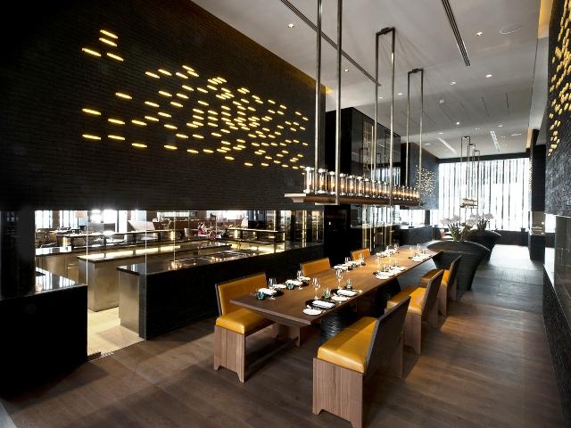 the chedi andermatt schweiz reise cafe. Black Bedroom Furniture Sets. Home Design Ideas