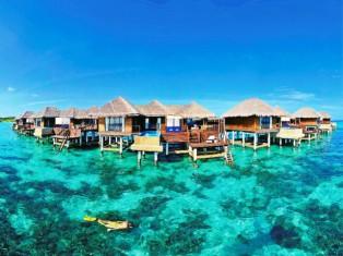 Coco Bodu Hithi – Luxushotel, Nord Male Atoll, Malediven