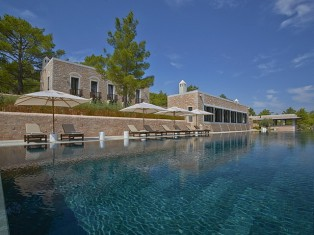 Amanruya – exklusiv Luxusresort Bodrum, türkische Ägäis, Türkei