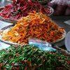 Bangkok Gemüse und Obst Markt