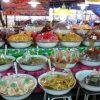 Sukhothai Strassen Markt