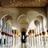Sheikh Zayed Moschee - Abu Dhabi