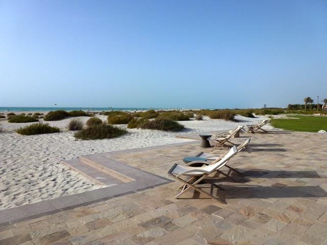 Park hyatt abu dhabi vae reise cafe for Designhotel am strand