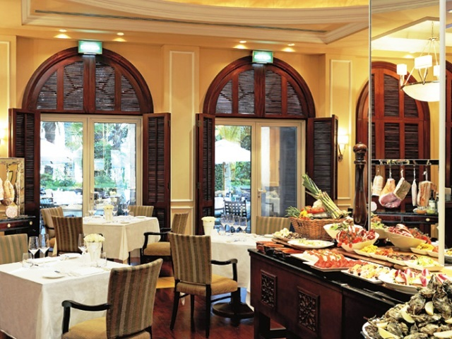 Ritz Carlton Grand Canal Villa
