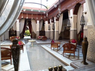 Royal Mansour - Marrakesch