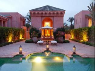 Amanjena - Maison mit Privat Pool