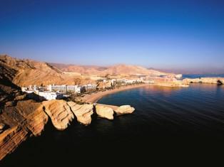Shangri-La's Barr al Jissah Resort, Muscat, Oman