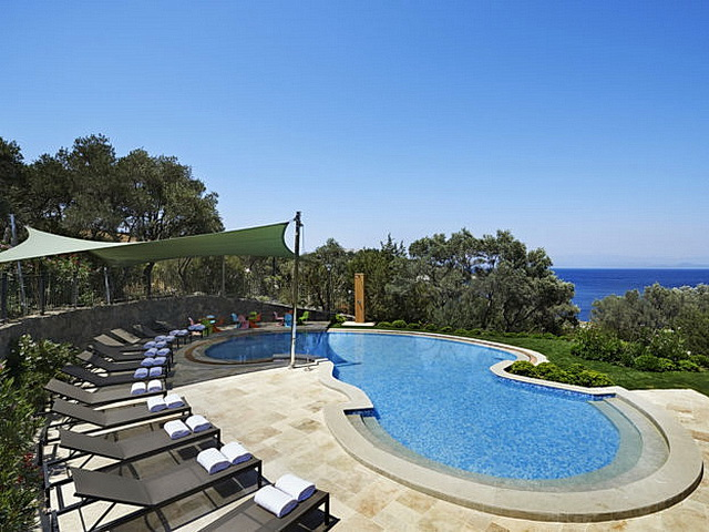 Atemberaubende Luxus Resort Villas In Bodrum Türkei