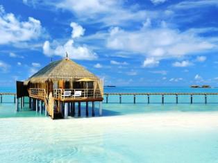 Constance Moofushi Maldives - all inclusive Hotel, Süd Ari Atoll, Malediven