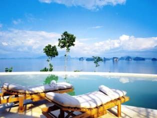 Six Senses Yao Noi - Insel Koh Yao Noi in der Andaman See bei Pkuket, Thailand