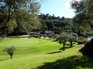 Golf in Marbella, Spanien