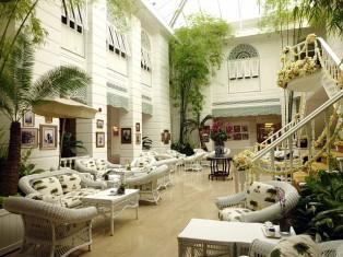 Mandarin Oriental Bangkok - Luxushotel Thailand