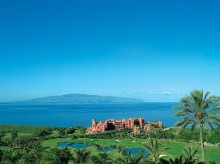 The Ritz Carlton, Abama - Luxus Golfhotel,  Teneriffa, Spanien